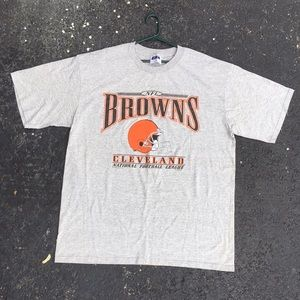 Vintage 2000s Cleveland Browns Tshirt. Size XL